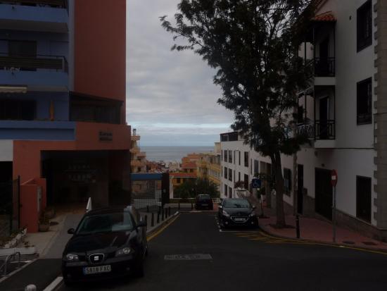 Hotel Tejuma: местность возле отеля