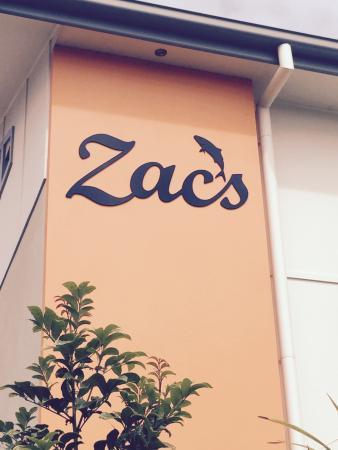 Zac's Place: Zac's