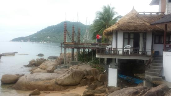 Koh Tao View Cliff Resort: 20160117_085136_large.jpg