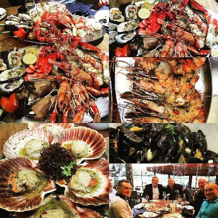 fjellskaal seafood restaurant bergen menu prices restaurant rh tripadvisor com
