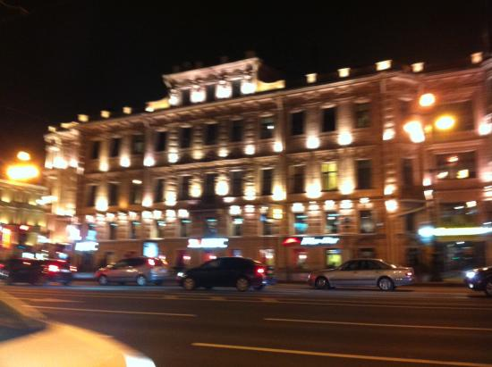 ligovsky prospekt picture of allegro hotel on ligovskiy ave st rh tripadvisor co nz