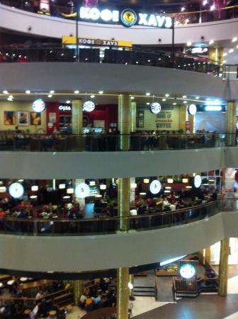insidan av shopping galleria picture of allegro hotel on ligovskiy rh tripadvisor co uk