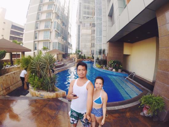 Pool Area Picture Of Crown Regency Hotel Towers Cebu City Tripadvisor
