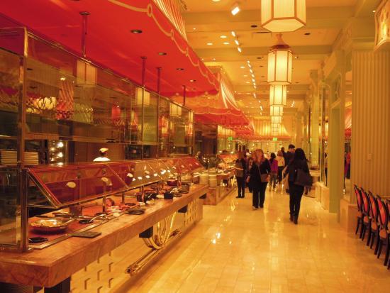 show user reviews buffet wynn vegas nevada
