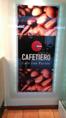 Cafetiero Dusseldorf Hauptbahnhof