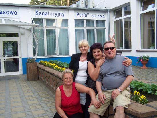 Dom Wczasowo-Sanatoryjny Perla