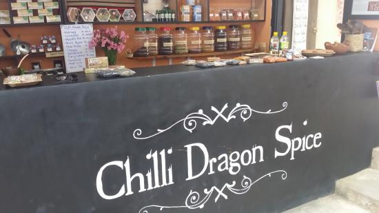 ‪Chilli Dragon Spice‬