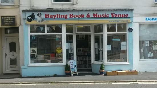 Hayling Book & Music Venue