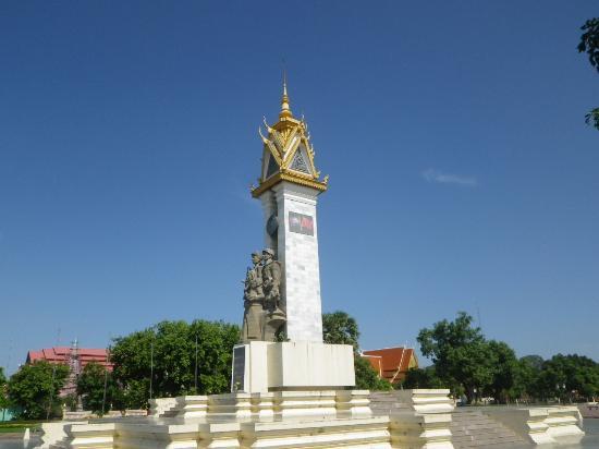 柬越友谊纪念碑