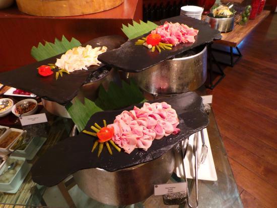 buffet picture of atelier restaurant bangkok tripadvisor rh tripadvisor ie