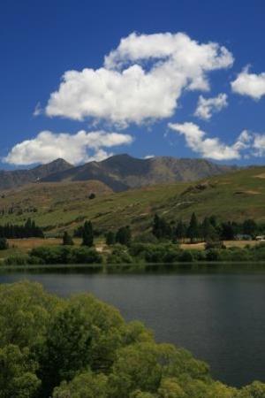 Arrowtown, Nowa Zelandia: ヘイズ湖