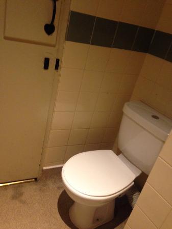Ye Olde Greene Manne: Ladies - cold - toilet