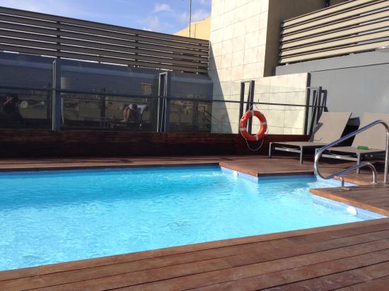 Ac Hotel Alicante Rooftop Pool