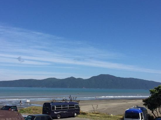 Raumati Beach, Nueva Zelanda: What a spot