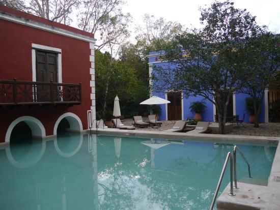 Maxcanu, México: main pool