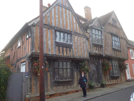 East Anglia, UK: Construções históricas