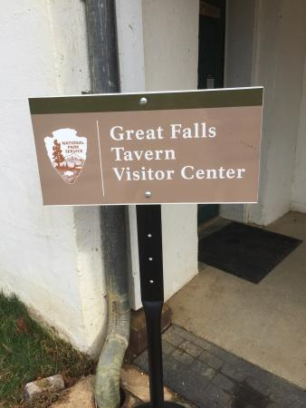 Potomac, MD: Great Falls Visitor Center