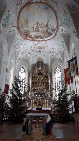 Nesselwang, Alemania: Main alter