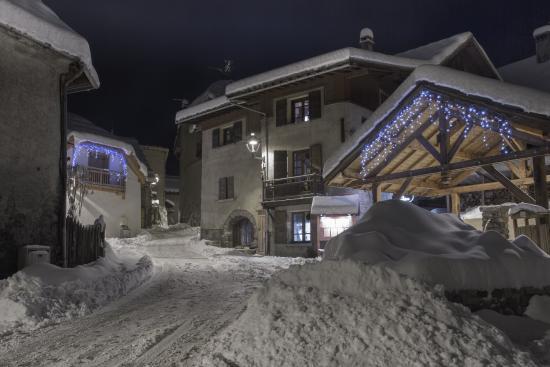 Hotel La Maison du Bez : the village la Bez