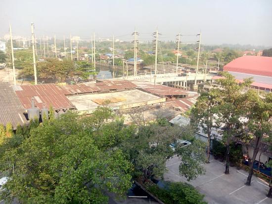 Princess Suvarnabhumi Airport Residence: Vue