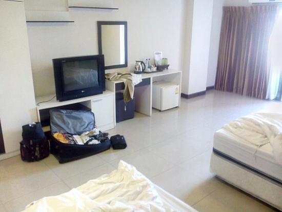 Princess Suvarnabhumi Airport Residence: Chambre