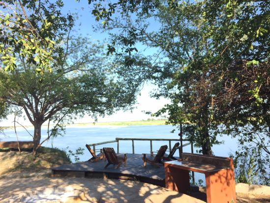 Katima Mulilo, Намибия: Deck