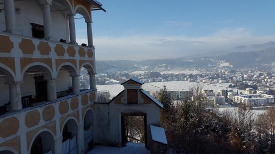 Wallfahrtskirche Maria-Straßengel