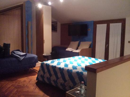 Bucine, Italia: Habitaciones amplias y muy completas