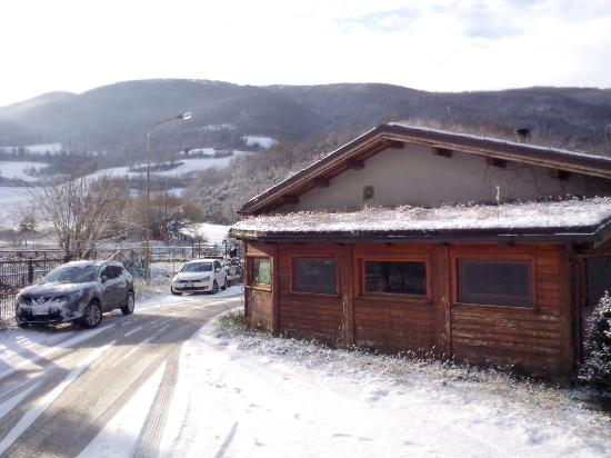 Pieve Torina, อิตาลี: Il Vecchio Molino