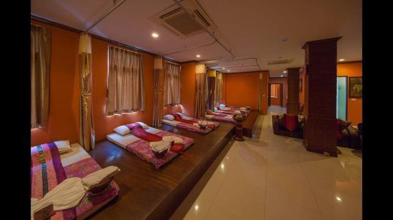 Frutta Massage And Spa: Interior Design