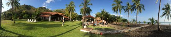 Hotel Playa Cambutal: Alrededores del hotel