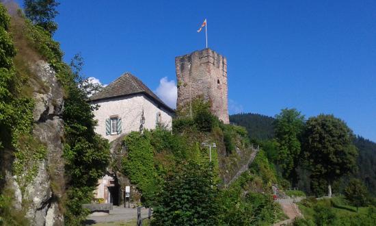 Hornberg Castle