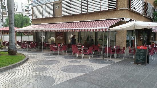 Cafeteria-Restaurante Los Delfines