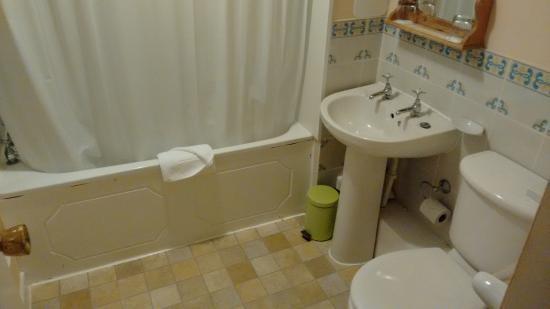 Blockley, UK: Banheiro