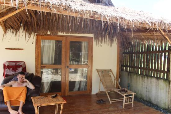 great shaded porch picture of harmony home sihanoukville rh tripadvisor co nz