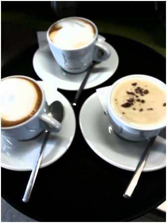 Tini's Bar: caffetteria