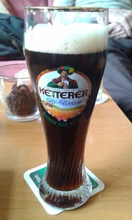 Hornberg, Deutschland: Local beer