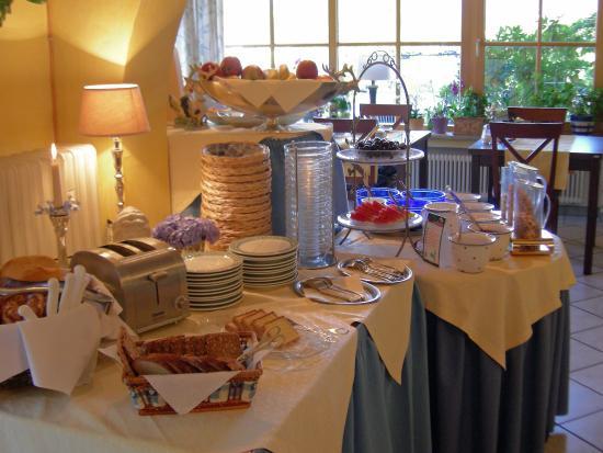 Hotel Hubertus Garni: Unser Schlemmer-Frühstücksbuffet