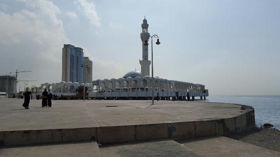 Schwimmende Moschee: Floating Mosque
