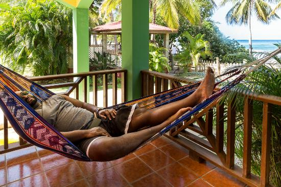 Ababor Suites: Cuzzo in the Hammock