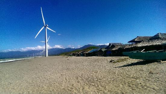 Bangui Windmills Hannah S Beach Resort Pagudpud