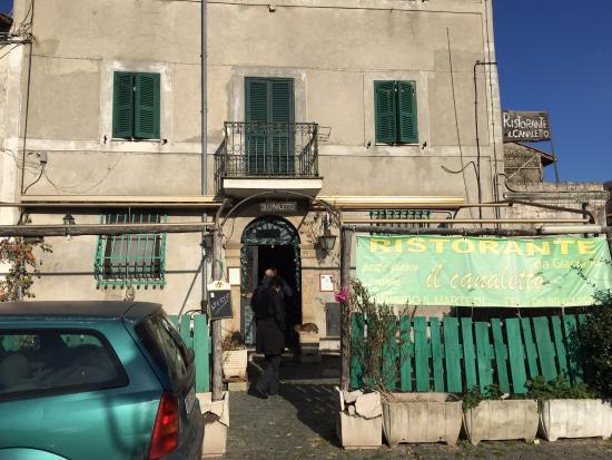 Canale Monterano, Italien: Il Canaletto