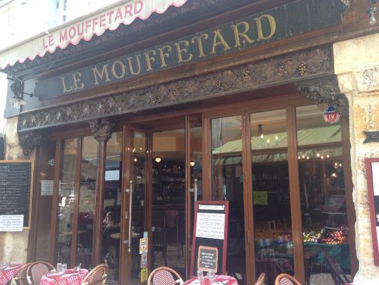 Фасад - Picture of Le Mouffetard, Paris - TripAdvisor
