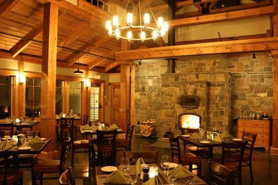 Warrensburg, Νέα Υόρκη: Dining Room