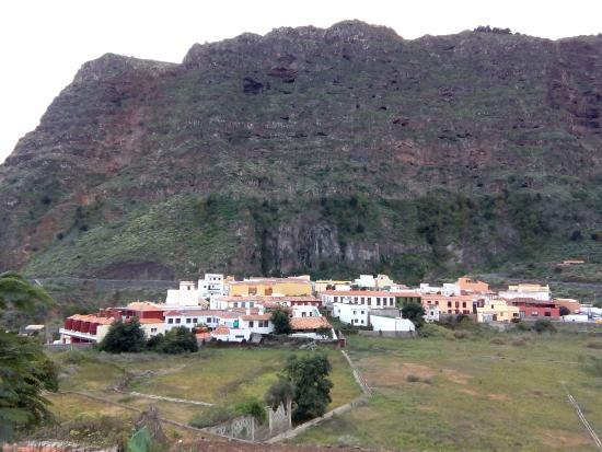 "Agulo, España: vistas terraza ""vieja escuela"""