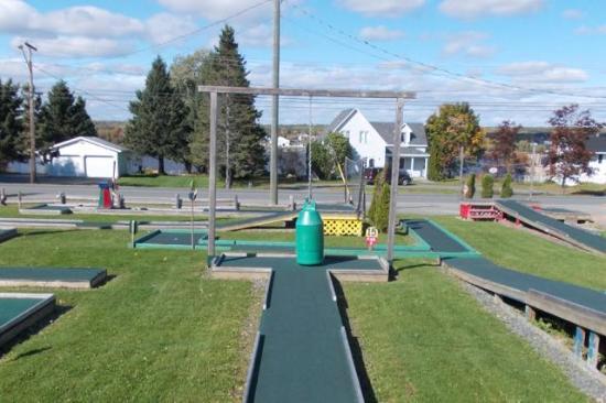 Miramichi, Canada: Swinging Buoy