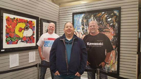 Picture with Rick Jan 2016 - Gold & Silver Pawn Shop, Las ...