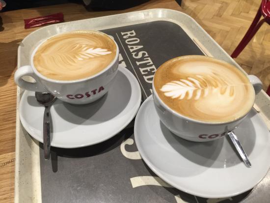 Costa Coffee Glasgow 205 Sauchiehall St Menu Prices