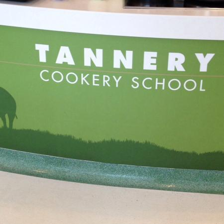 Tannery Townhouse: Excellent Cookery School