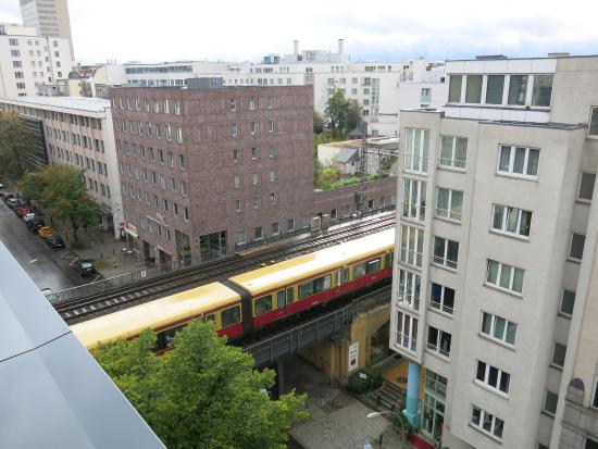 view from balcony of train facing sw picture of hampton by hilton rh tripadvisor co nz